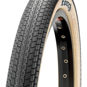 "Maxxis Torch Folding Tyre 20x1.75"" Skinwall black/light brown"
